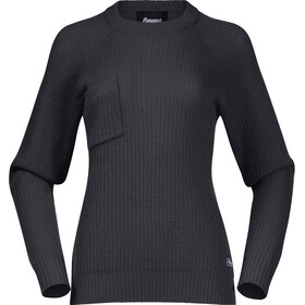 Bergans Stavali Jumper Women solid dark grey